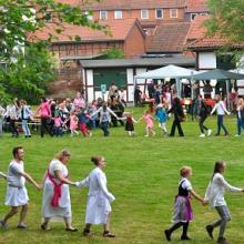 Fronleichnamskinderfest 2016
